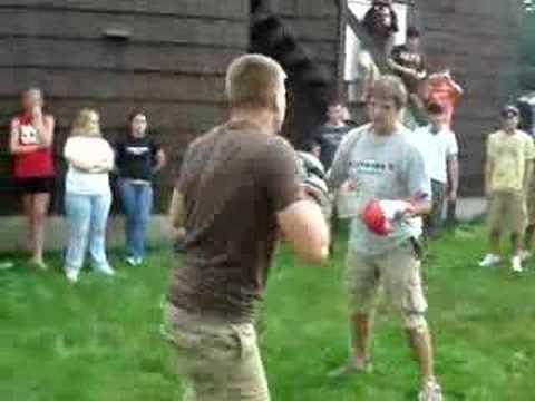 Craig Amidon vs. Zach Rouse