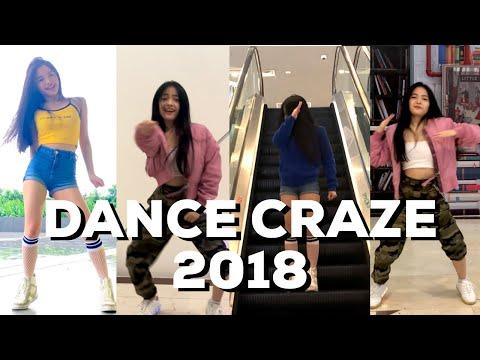 DANCE CRAZE 2018   Madelaine Red