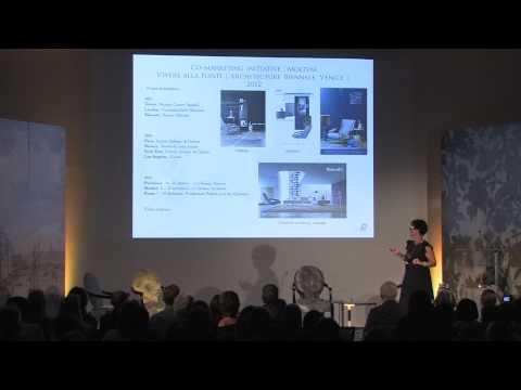9 Loredana Di Pascale speech about marketing at Rubelli