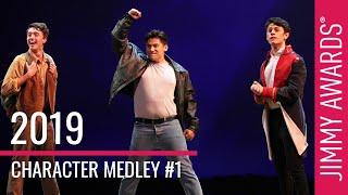 Gambar cover 2019 Jimmy Awards Character Group Medley 1