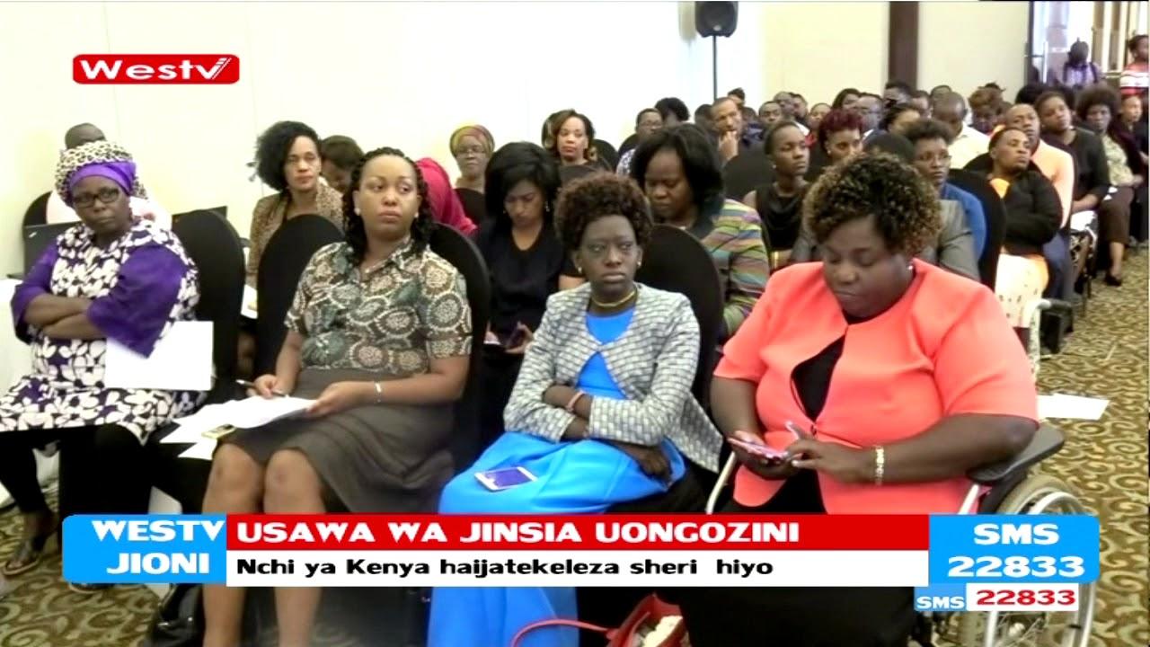 Kenya yatakiwa kutekeleza sheria ya thuluthi mbili ya uongozi