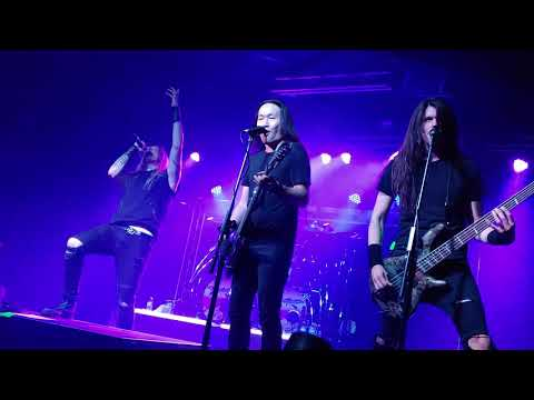 DragonForce - My Heart Will Go On (Celine Dion cover) live in Tucson, AZ 2019