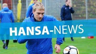 Hansa-News vor dem Heimspiel gegen den KSC