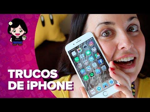 10 GESTOS y TRUCOS ocultos para iPHONE