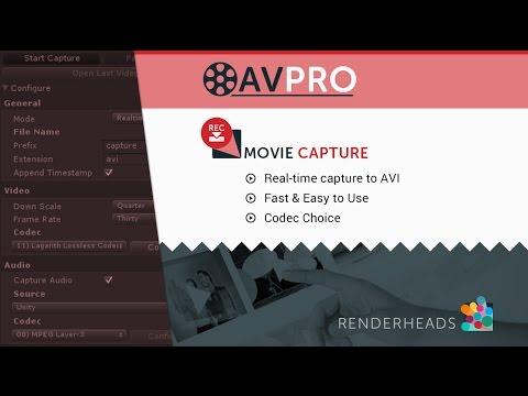 AVPro Movie Capture