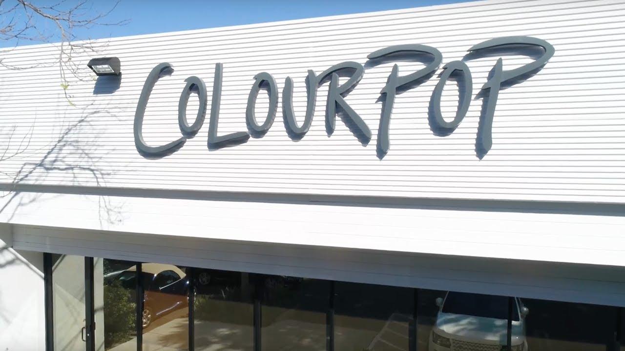 COLOURPOP Eye Shadows and Lippies