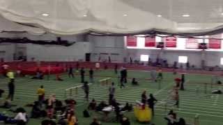 400m Dash: 2014 Boston University Last Chance Meet