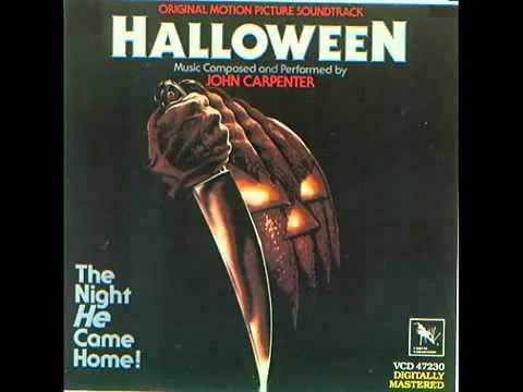 halloween original theme music youtube - Halloween The Movie Song