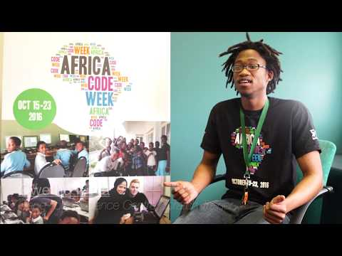 Africa Code Week Video - Success Connect 2017