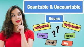 English Test: Countable & Uncountable Nouns
