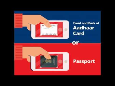 Kotak Now App - Download a bank account