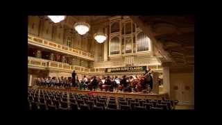 Richard Strauss - Poemul Simfonic Don Juan op. 20. Orchestra Română de Tineret