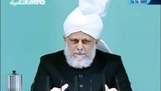 Проповедь Хазрата Мирзы Масрура Ахмада (15-10-2010)clip-5.flv