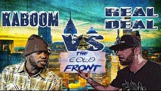 KLBL - Rap Battle - Kaboom vs Real Deal