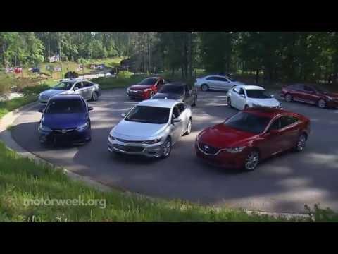 MotorWeek | Comparison Test: Mid-Size Sedan Challenge