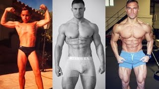 My 8 Year Transformation | Mike Thurston - Aged 18-26