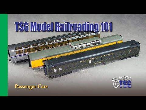 Model Railroading 101 Passenger Cars For Beginners