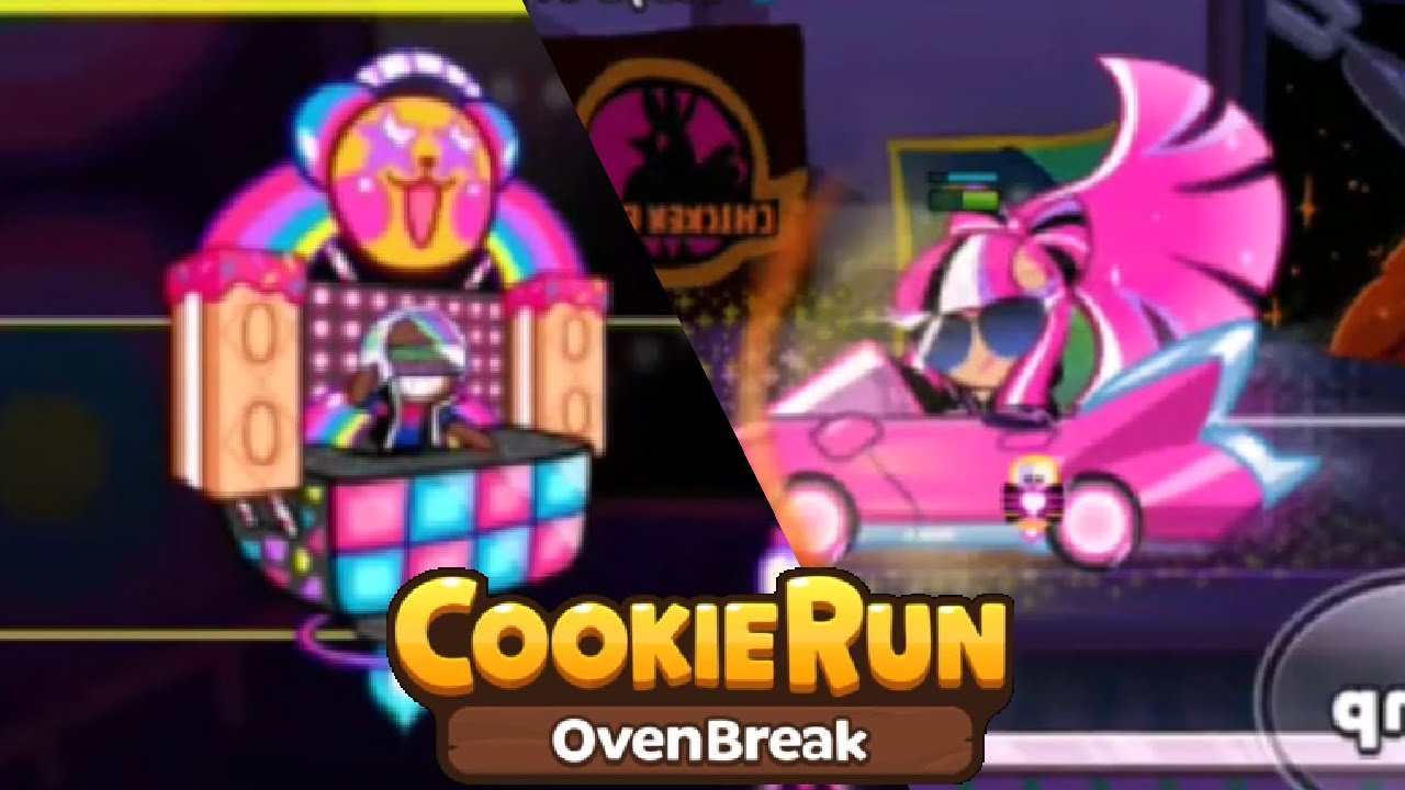 MOVE TO THE MUSIC IN THE CHAMPIONS LEAGUE! (Cookie Run: OvenBreak)