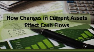 Financial Accounting: Cash Flow Adjustments for Current Assets