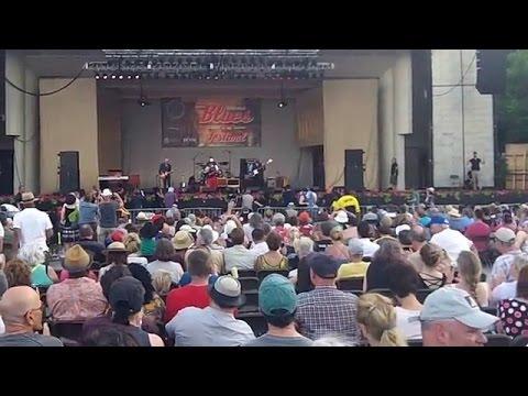 2016 Chicago Blues Festival  - Lil