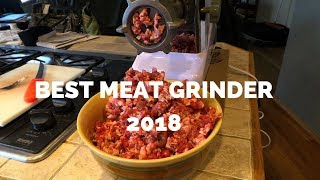 Best Meat Grinder | Vivo Sausage Stuffer V003 Review 2018 (New)