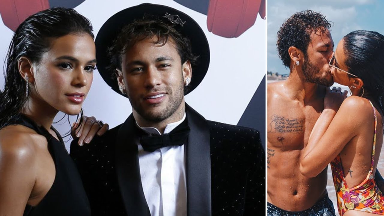 Why is the couple between Neymar and Bruna Marquezine so ...Bruna Marquezine And Neymar