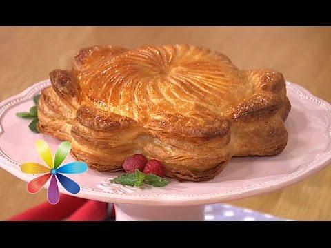 Французский пирог Питивье