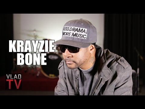 Krayzie Says Bone Thugs Would Fight Fans Who Tested Their Street Cred
