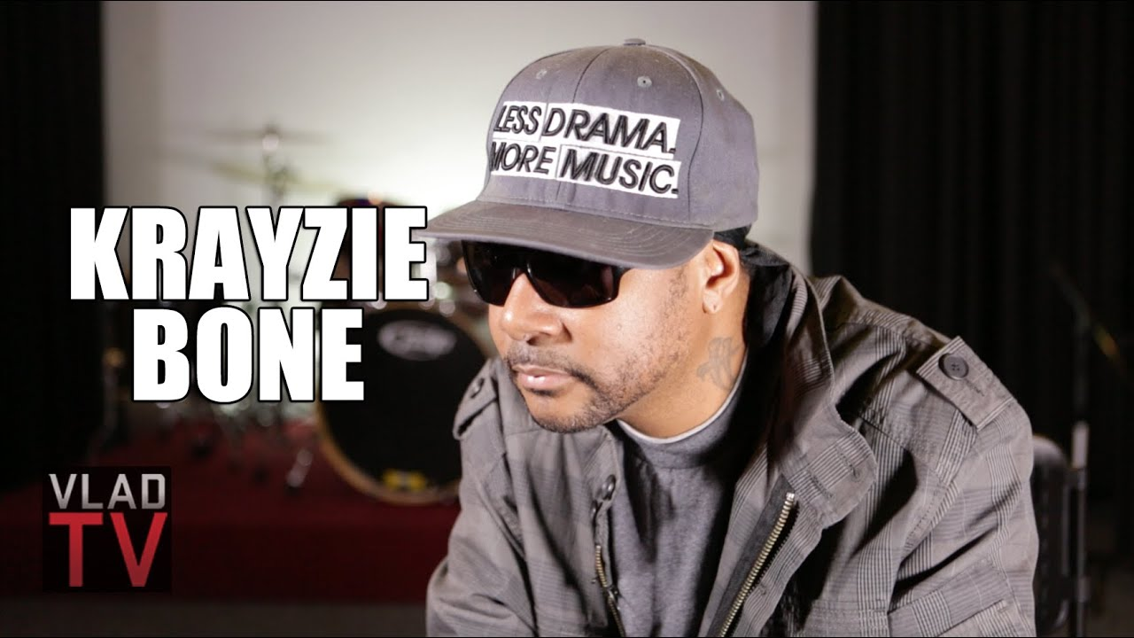 Krayzie Bone Explains Why Bone Thugs Signed Bad Contract with Eazy-E
