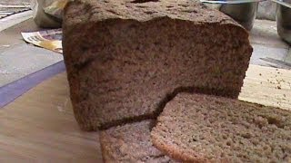 Sweet Brown Bread