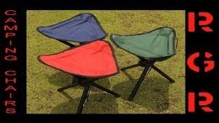 Tripod Camping Chairs