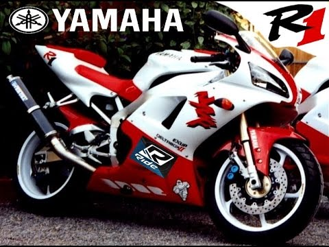 1998 R1 >> Yamaha R1 1998 Full Power Youtube