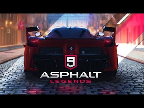 Asphalt 9: Game play: Episode 1(Himalaya)