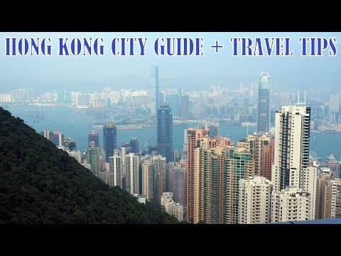 Hong Kong City Guide + Travel Tips (香港)