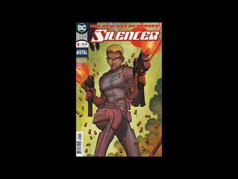 Silencer, the    Issue 1 (2018, DC)