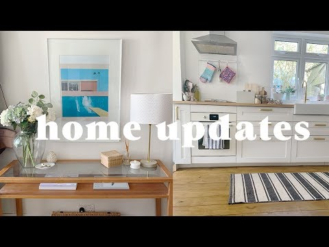 Home Renovation DIYary: Kitchen progress and hallway changes