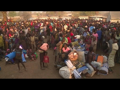 South Sudan's refugee crisis has reached catastrophic proportions, UN warns