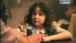 Pepsi Italian Mafia Girl Commercial