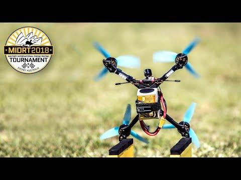 2018 Military International Drone Racing Tournament