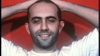 Gaspar Noé (1995) by Gérard Courant - Cinématon #1749