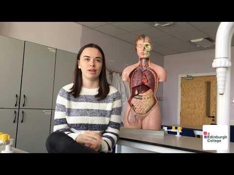 Edinburgh College - Applied Science NC 6