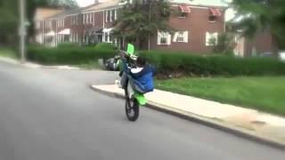 Gros ouf en moto - regarder sa vaux le coût