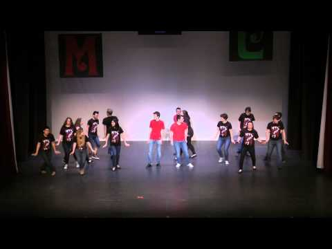 Bet On It performed by the SUNY Geneseo Musical Theatre Club