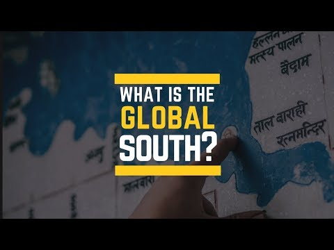 What Is The Global South? 🌎