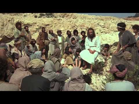 JESUS Film Afrikaans- Die genade van onse Here Jesus Christus sy met julle almal! Amen.