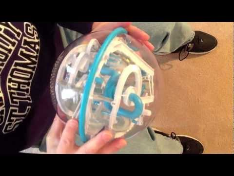 Perplexus Epic 1-125 completed in 3 minutes!!