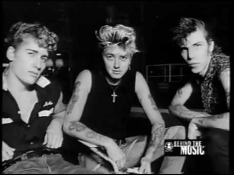 The Brian Setzer Orchestra Story Legend VH1 90's The Best Documentary Interviews Part 1