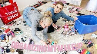 Download organizing my makeup for the first time in years :O Mp3 and Videos