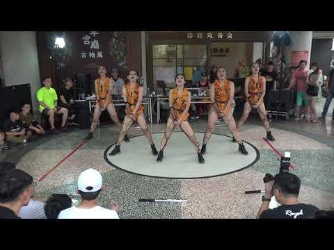 2019.06.29卦山節奏夜vol.7 Showcase ─ 彰商熱舞 Double C