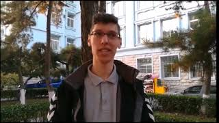 Пекинский Университет Науки и Информационных Технологий: Отзыв студента Егора